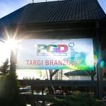 PGD Targi branzowe w Krakowie.