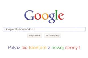 Google Business View. Fotograf Tomek Dziedzic Kraków