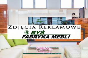 Fabryka mebli Ryś w Krzywaczce koło Krakowa. Fotograf reklamowy Bartek Dziedzic