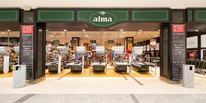 Fotograf Kraków. Profesjonalne zdjęcia wykonane zostały w sklepie Alma.