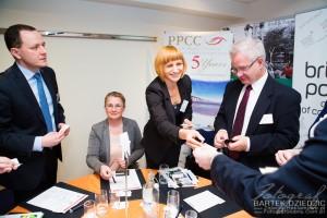 Zdjęcia na konferencji w Krakowie
