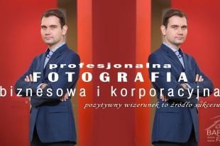Fotografia biznesowa buduje pozytywny wizerunek osoby i firmy.