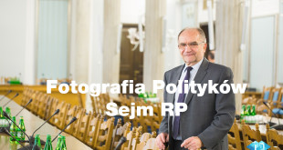 Zdjęcia reklamowe. Zdjęcia polityka Józefa Lassoty