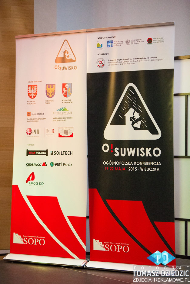 Zdjęcia reklamowe konferencja O!SUWISKO Kampus Wielicki