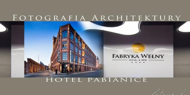 Fotografia architektury Pabianice. Fotograf Bartek Dziedzic