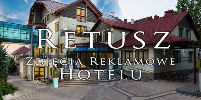 Zdjęćia reklamowe hotelu Tatarscy w Kalwarii Zebrzydowskiej
