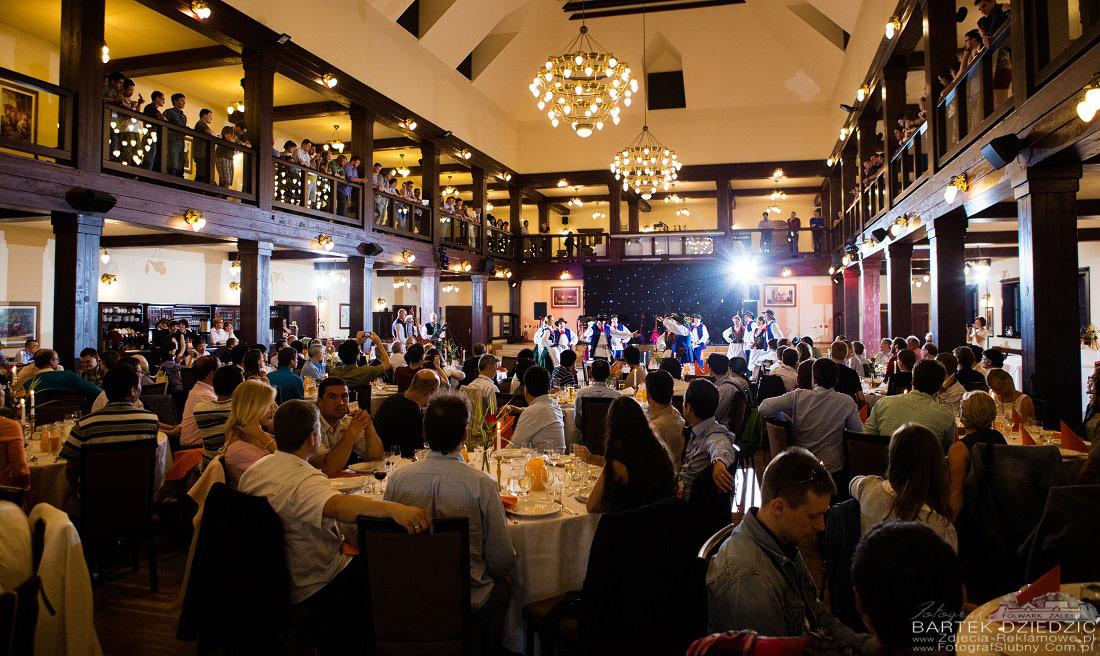 Best Place for Events in Cracow. Zdjęcia na gala dinner w Folwarku Zalesie koło Krakowa.