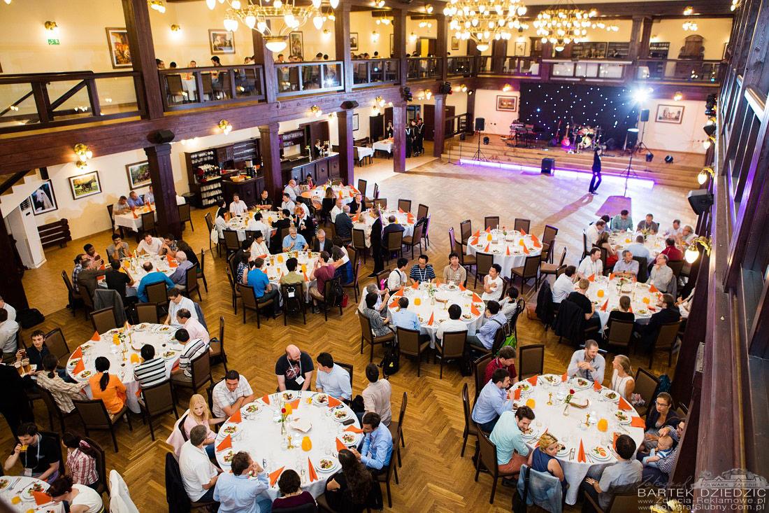 Fotografie z kongresu w krakowie.