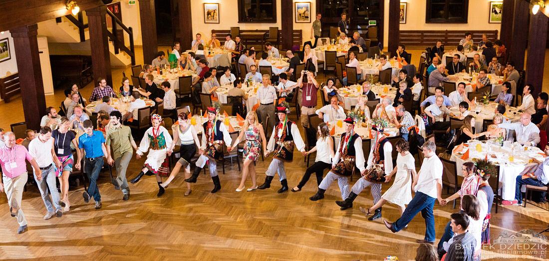 Gala dinner Wieliczka.
