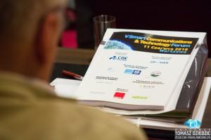 Smart Communications Technology Forum Warsaw Marriott hotel