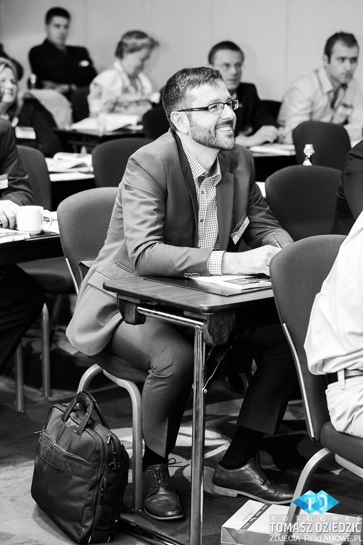 Fotograf na konferencje Smart Communications Technology Forum