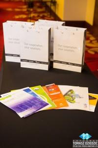 Fotografia reklamowa z konferencji hotel Marriot Warszawa