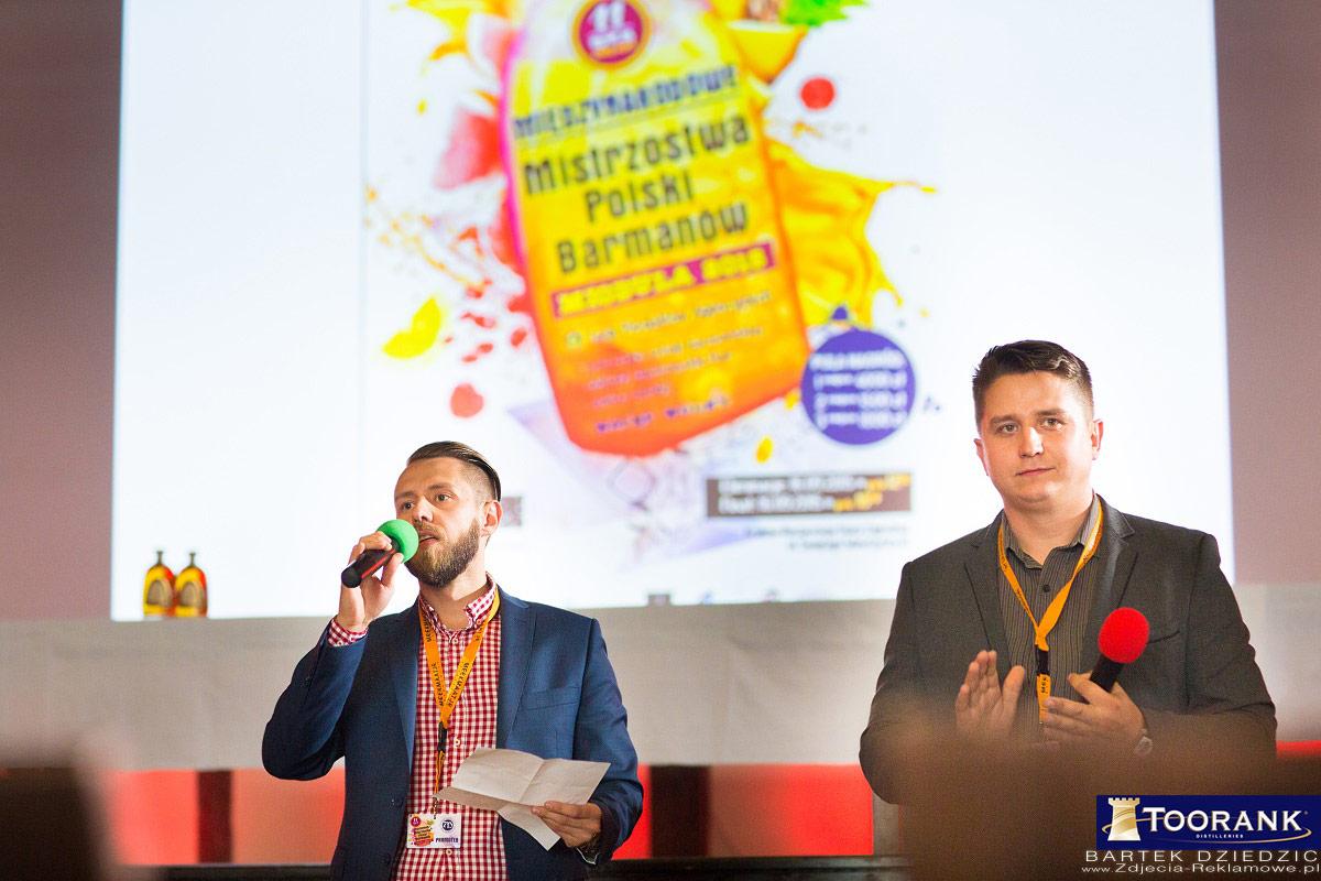 Konkursy Barmanskie-Mistrzostwa Polski Barmanów Miodula 2015