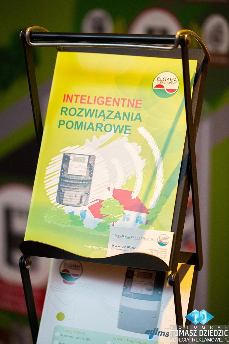 Materiały marketingowe konferencje Warszawa