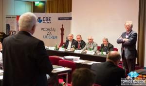 Panel dyskusyjny konferencje Warszawa