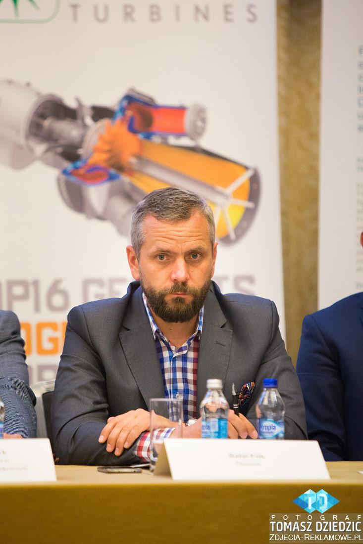 Przedstawiciel firmy konferencja Warszawa