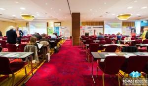 Sale konferencyjne hotel Marriott Warszawa