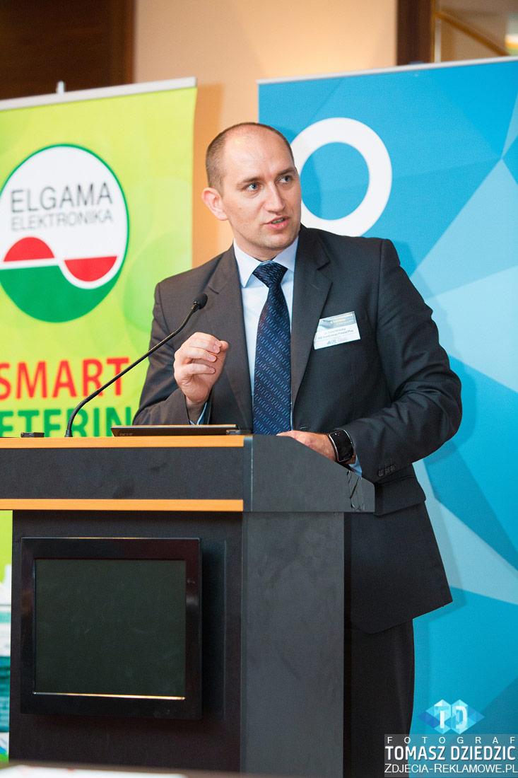 Wystąpienie konferencja Warszawa