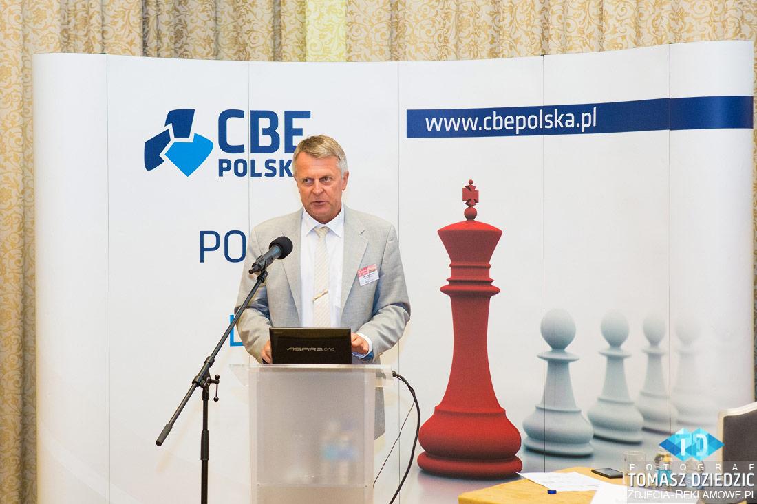 Wystąpienie podczas konferencji Warszawa