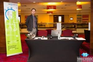 Wystawcy konferencja hotel Marriott Warszawa