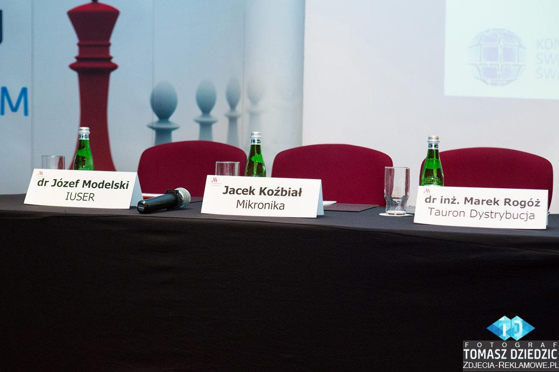 Zdjęcia konferencje hotel Marriott Warsaw