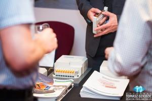 Zdjęcia reklamowe z konferencji Marriott hotel Warsaw