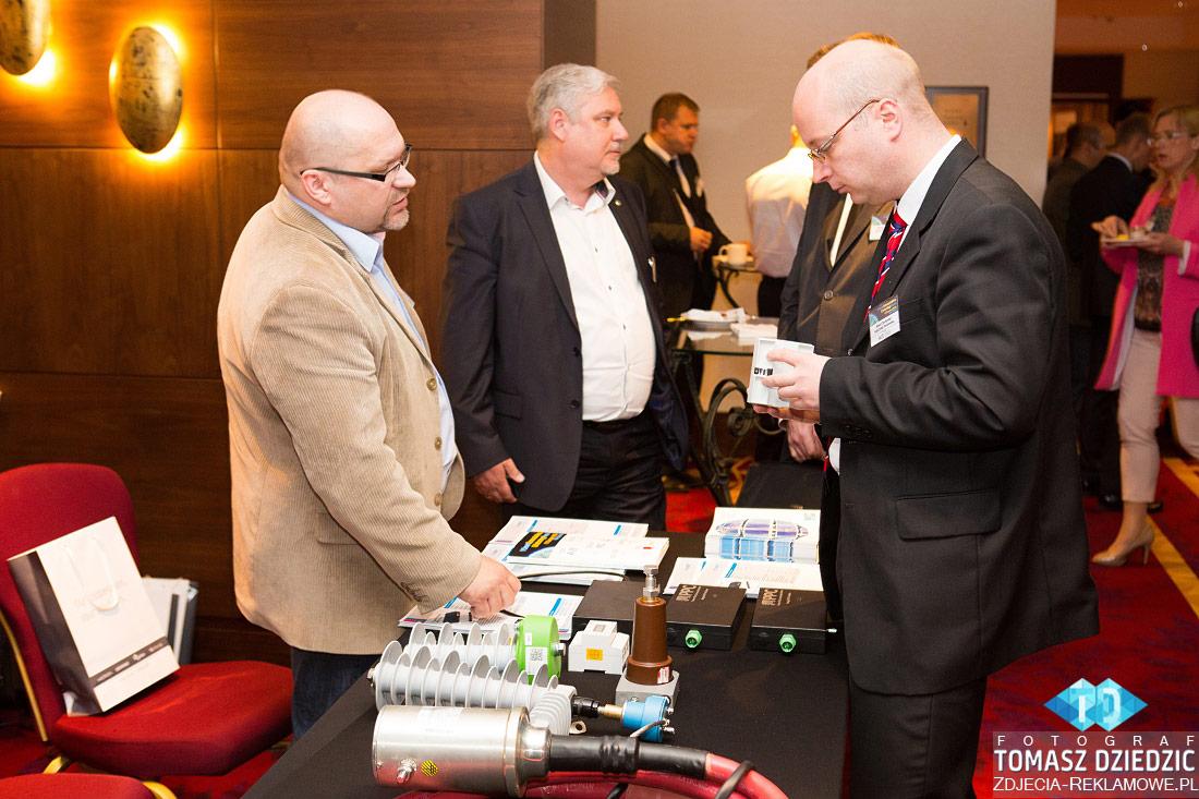 Zdjęcia z konferencji Smart Communications Technology Forum