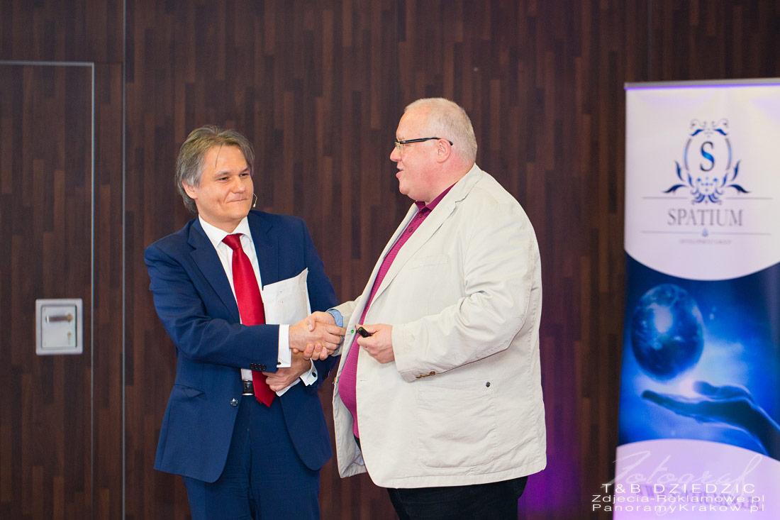 Abns Dariusz Sikorski i Tomasz Kućma