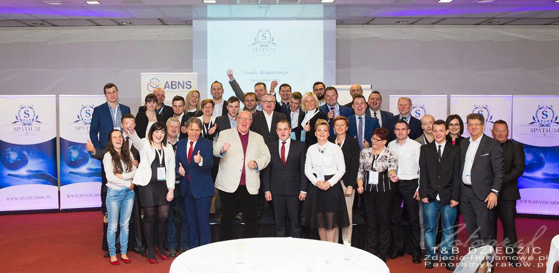 Agencja Reklamowa obsługa konferencji Kraków