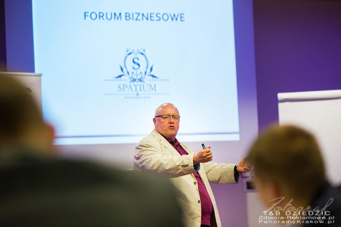 Fotograf na konferencje Kraków