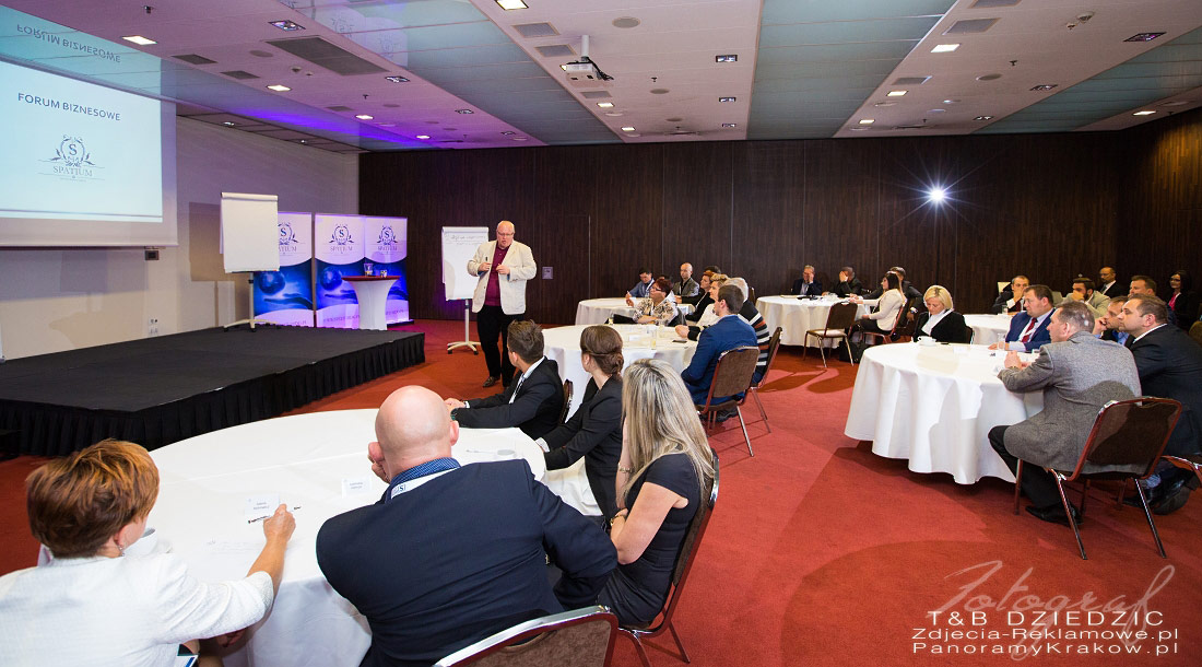Idealne miejsce na konferencje w Krakowie. Hotel Best Western Premium Konferencja SPATIUMDG