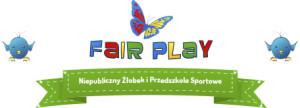 logo przedszkola fair play kraków