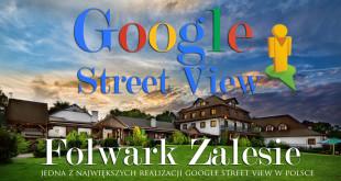 Spacer wirtualny po firmie w Street View Google