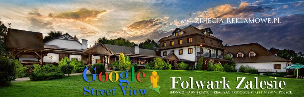 Wirtualny spacer Google Street View