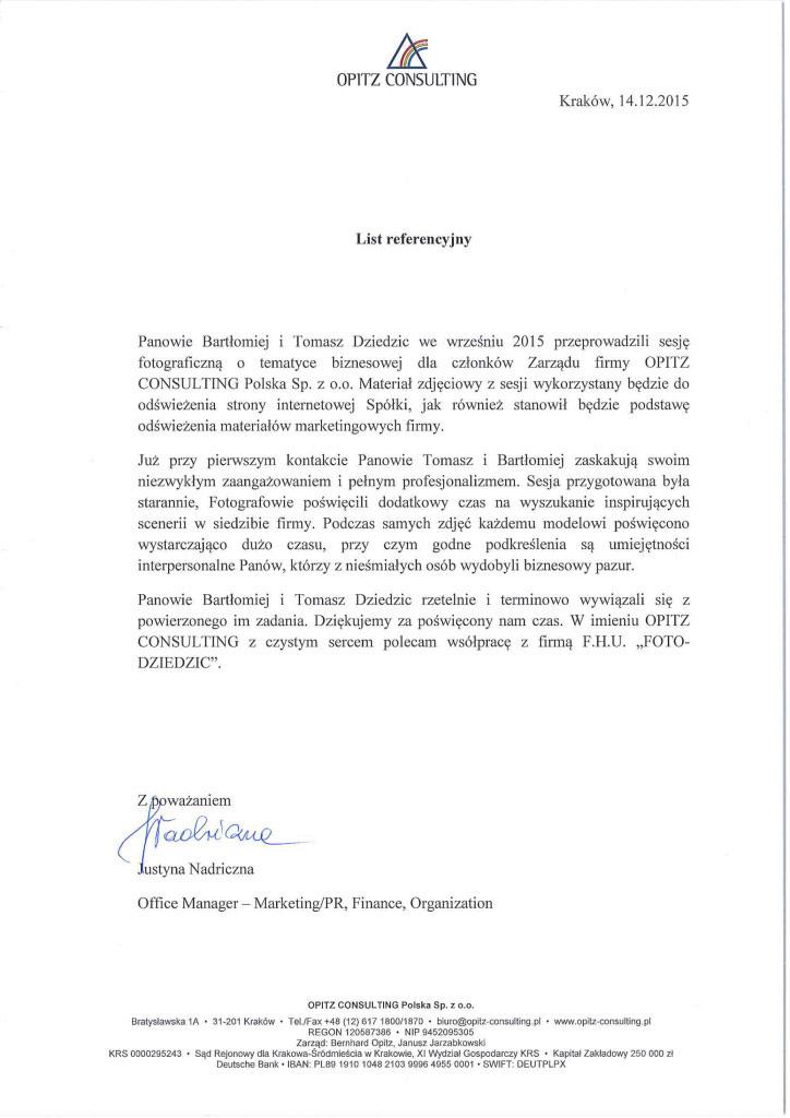 Zdjecia Biznesowe Krakow- studio fotograficzne Krakow