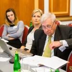 uczestnik konferencji Warszawa