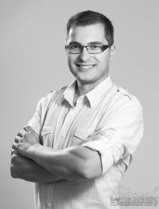 Portret Bartek Dziedzic Fotografia reklamowa