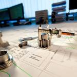 Zdjęcia detali konstrukcyjnych TSN