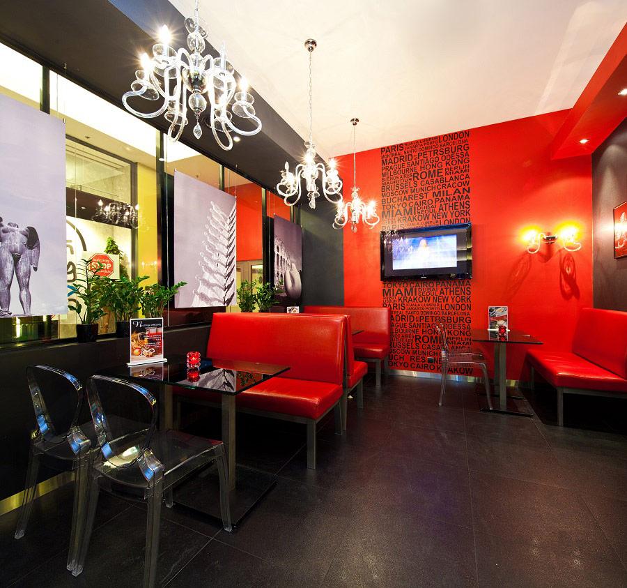 Zdjęcia restauracji Kraków Bonarka City Center