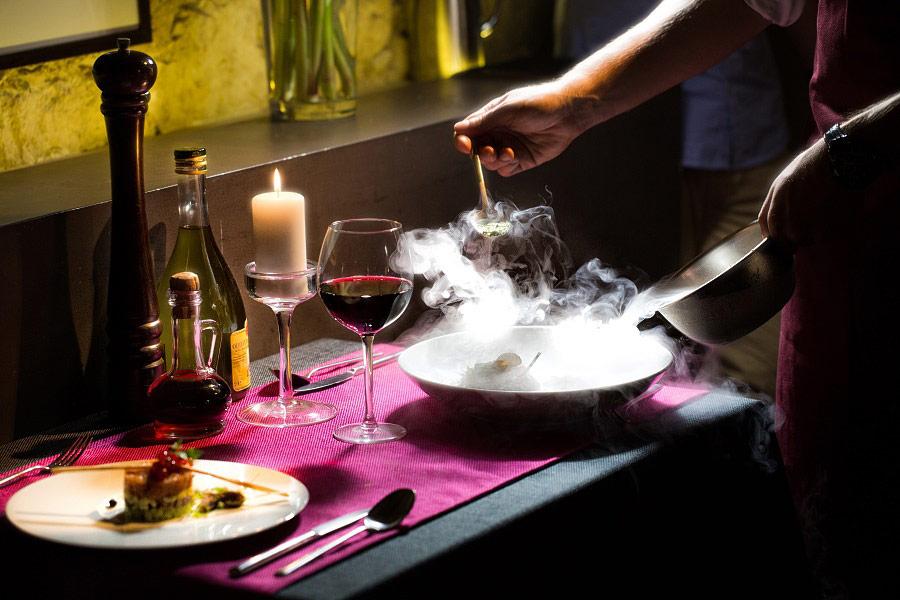 Fotografia kulinarna Restauracja 7