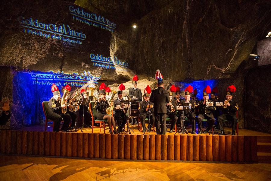 Orkiestra Kopalnia Soli Wieliczka