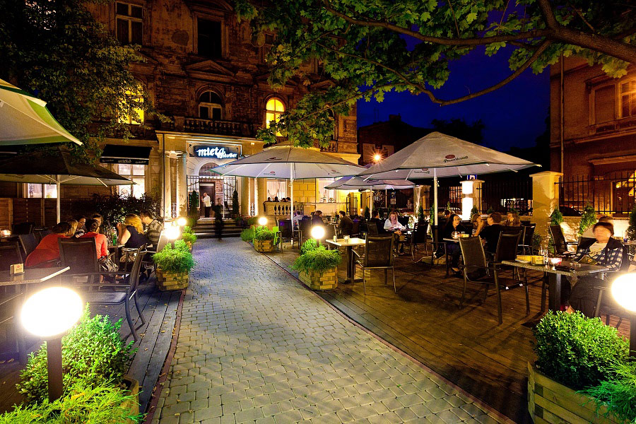 REstauracja i Pub Mieta Krakow