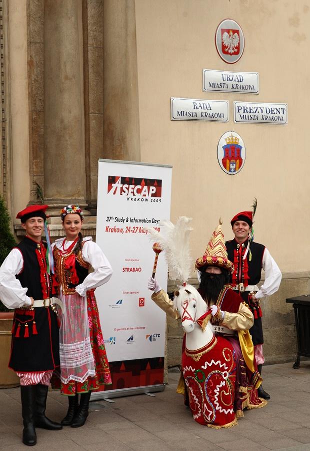 Urząd Miasta Kraków konferencja