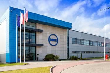 fotografia reklamowa dla Dell