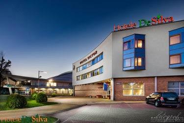 Fotografia reklamowa Bartek Dziedzic - zdjęcia przedstawiają hotel De Silva w Pruszkowie k. Warszawa