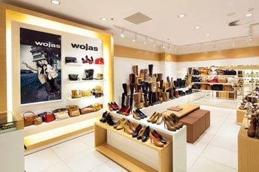 Fotografia produktowa i fotografia wnętrz - sklep Wojas Kraków