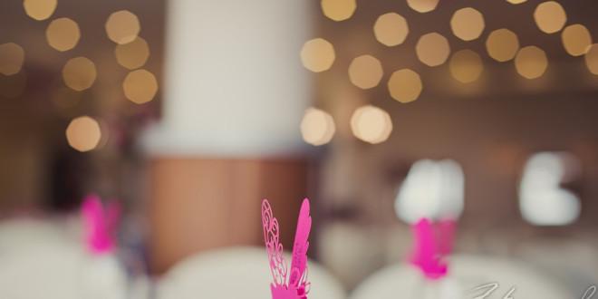 Niesamowita dekoracja sali weselnej. Beskidzki Raj Zawoja.