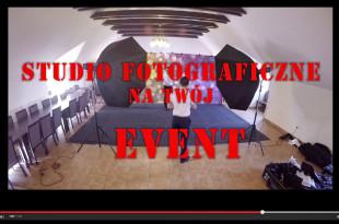 Studio fotograficzne, Fotobudka na event w Krakowie.