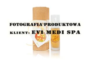 Fotografia produktowa klient Evi Medi Spa