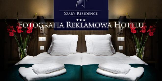 Fotografia reklamowa Hotelu Szary Residence Michałowice Kraków.